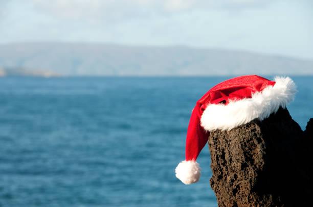 Maui Chiristmas stock photo