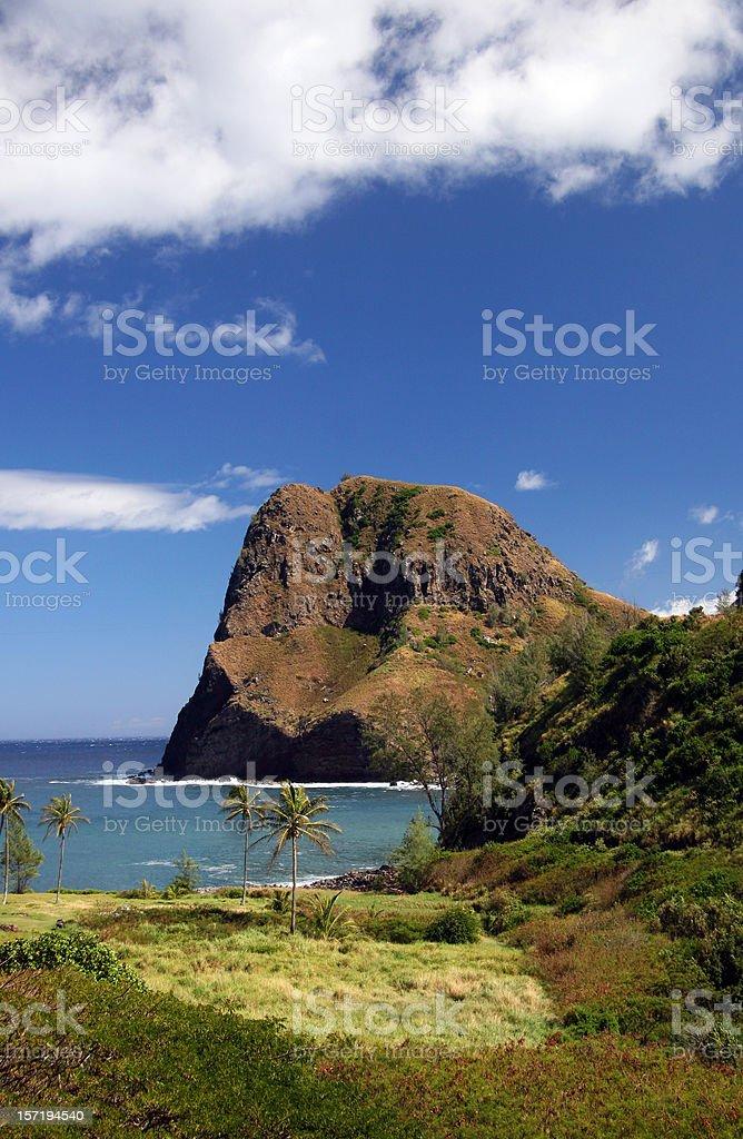 Maui Coastline royalty-free stock photo