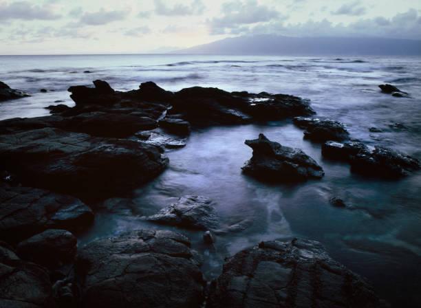 Maui Ocean View 1 stock photo