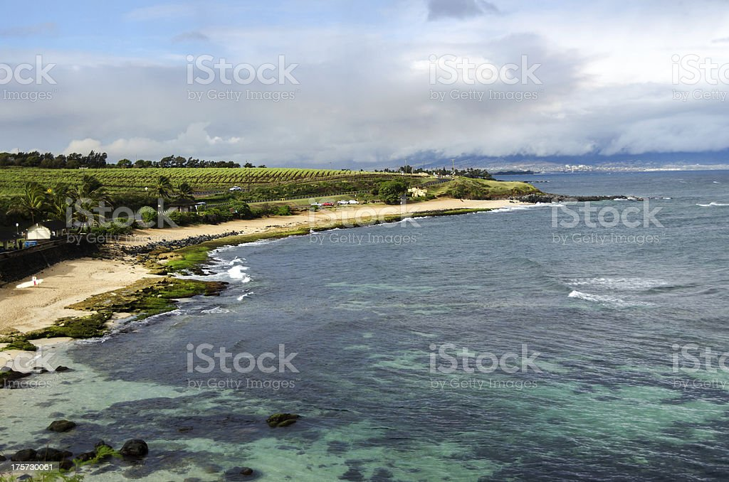 Maui royalty-free stock photo