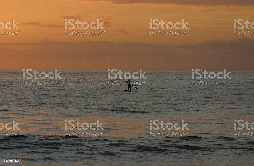Maui Serenity royalty-free stock photo