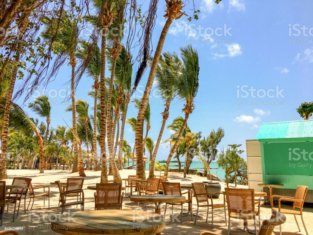 Bar De La Playa De Isla Mauricio Foto De Stock Y Más Banco De Imágenes De Aire Libre
