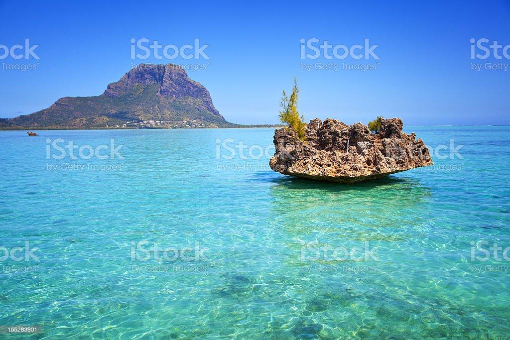 Mauritius stock photo