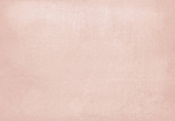 Mauve colored grunge effect wall texture background- horizontal stock photo