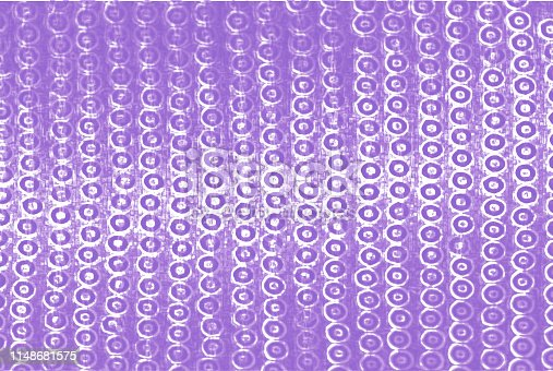 453101991 istock photo Mauve sequins on shining abstract background for bright banner, poster of disco the 80's. 1148681575