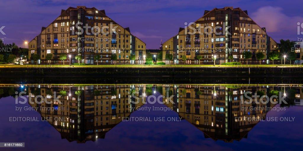 Mavisbank Garden Apartments Glasgow Stock Photo Download Image Now Istock