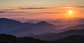 istock Max Patch Sunset 155288168