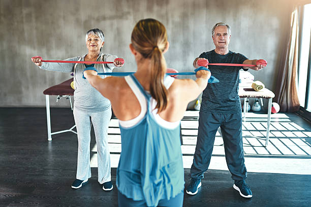 Maximizing mobility with regular physical activity – Foto