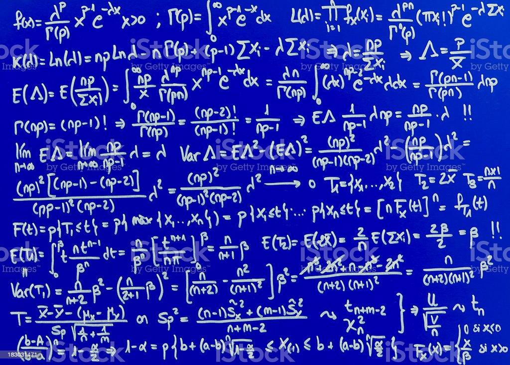 maximum likelihood estimation MLE royalty-free stock photo