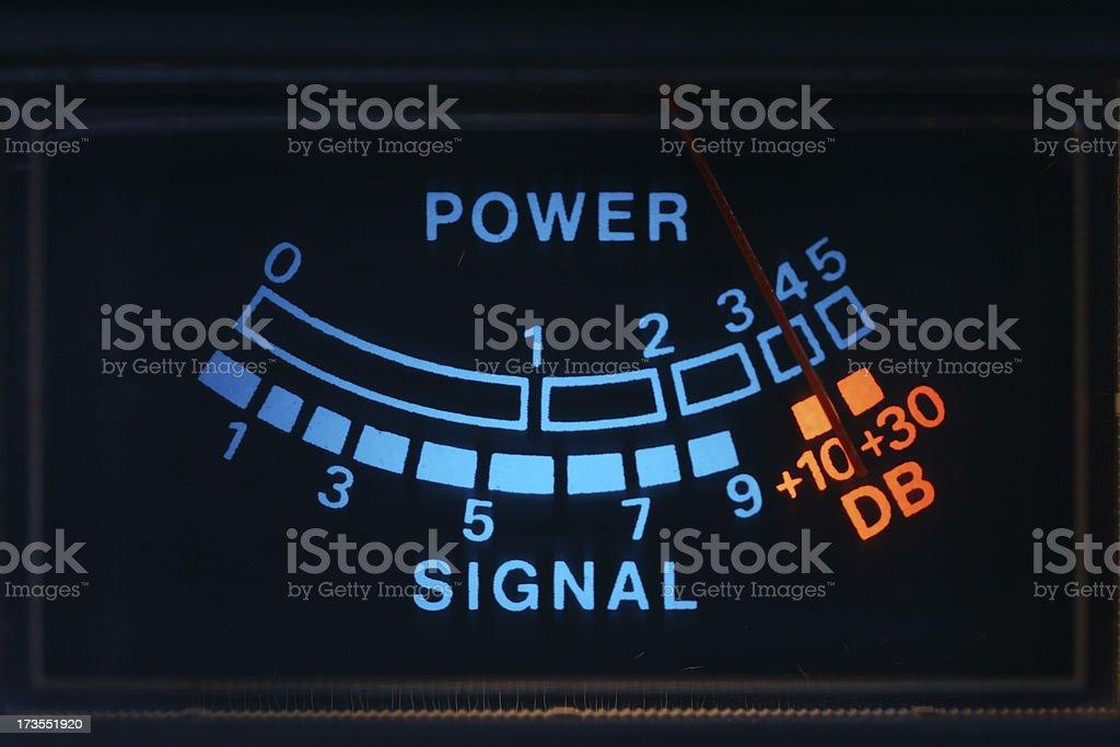 Maximum Power stock photo
