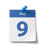 istock May 9th Calendar 471302407