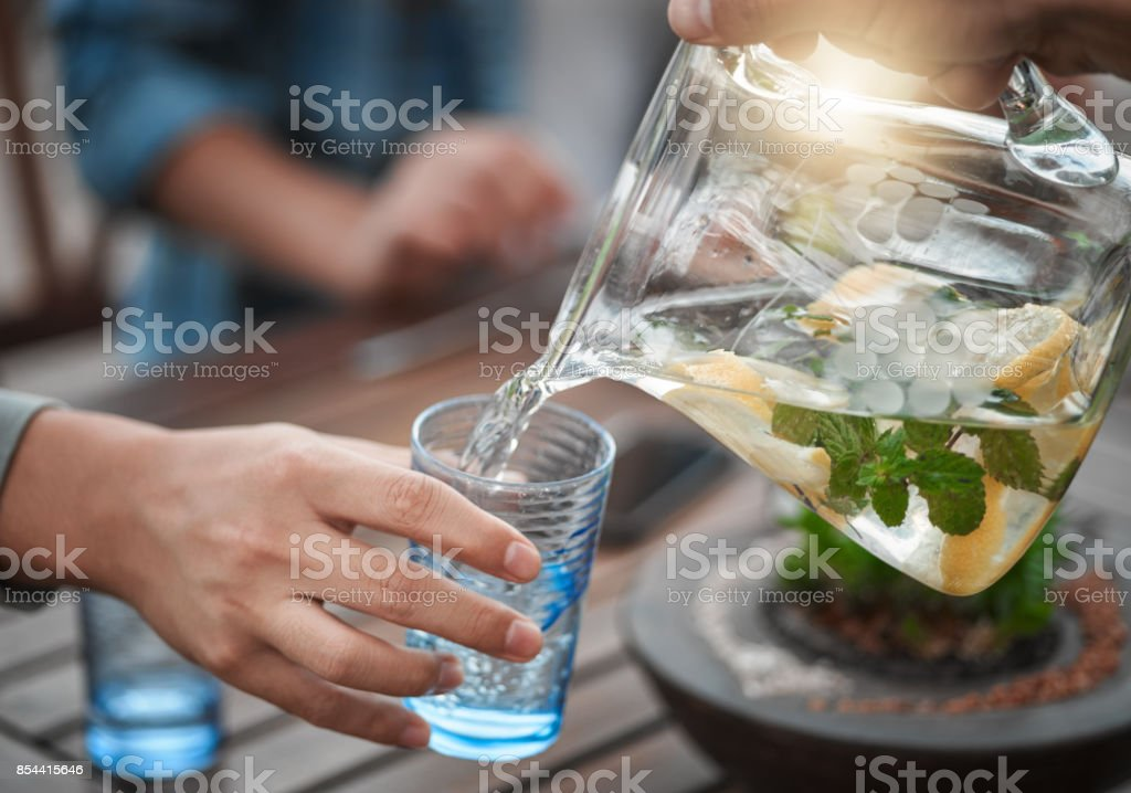 May I have some too stock photo