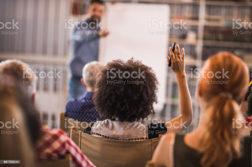 May I make a suggestion! stock photo