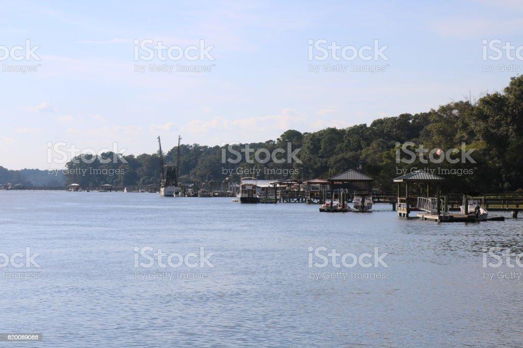 may river stock photo