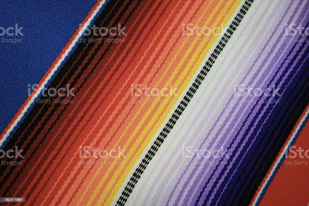 maya fabric stock photo