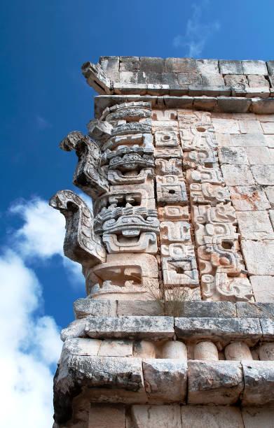 Dieu de la pluie Maya - Photo