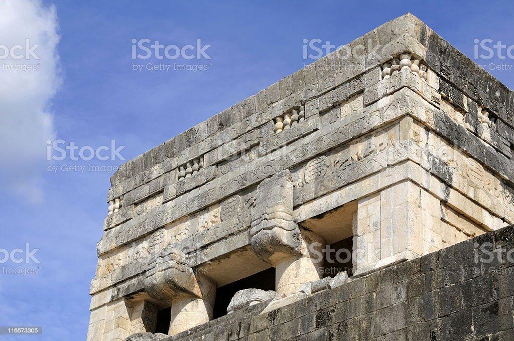 Maya-Gebäude – Foto