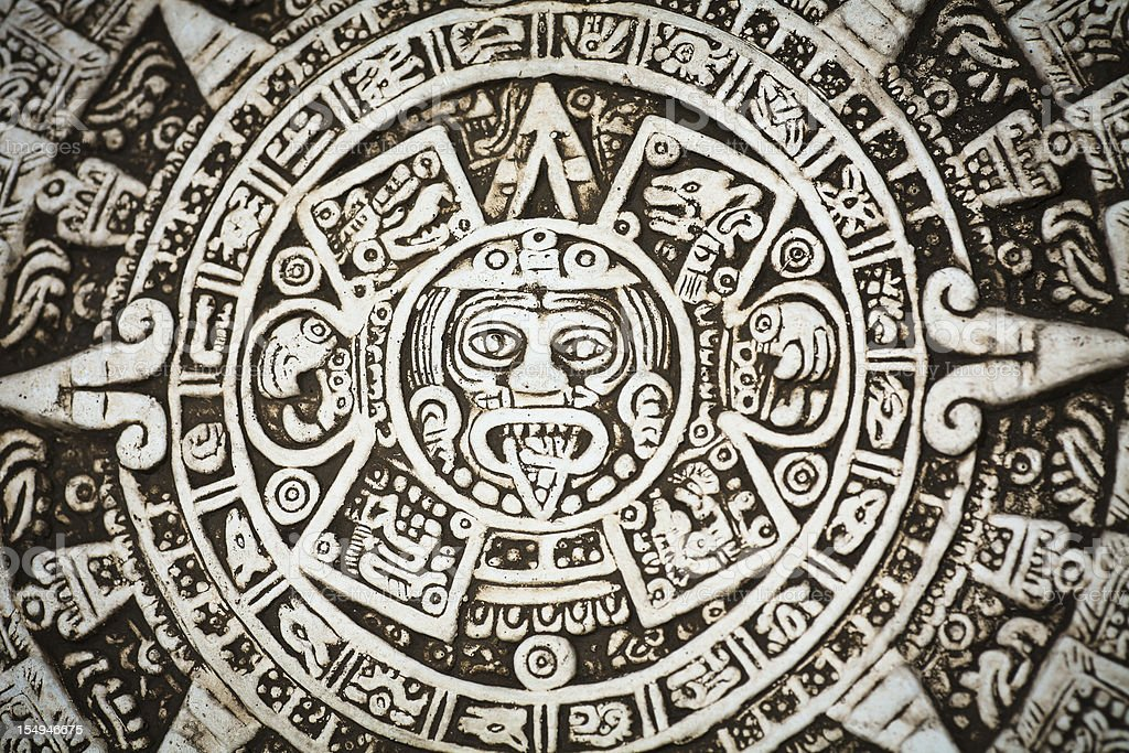 Il Calendario Maya.Calendario Maya Fotografie Stock E Altre Immagini Di