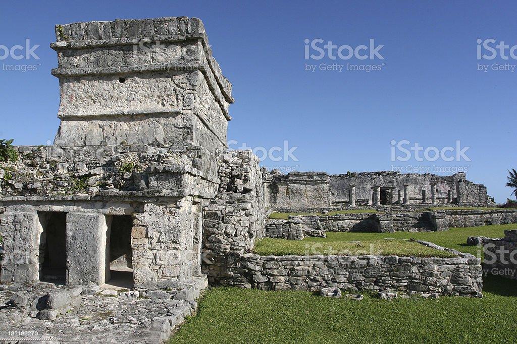 Ruinen der Maya in Tulum – Foto