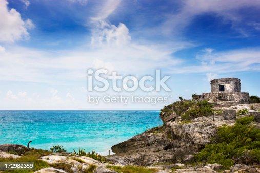 istock Mayan ruins 172982389