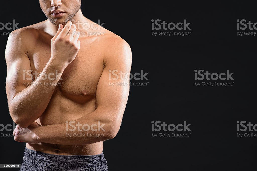 Maybe it is time for shaving royalty-free stock photo