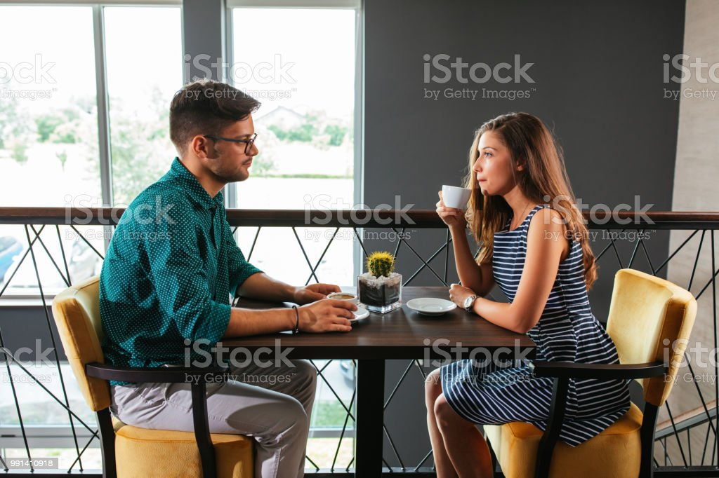 Maybe it's time for a breakup royalty-free stock photo