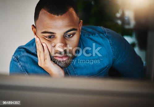 istock Maybe the escape key will get me outta here 964894352