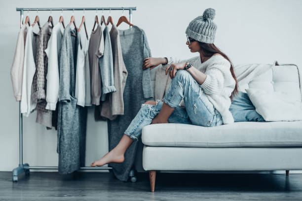 maybe this one? - garment stock photos and pictures