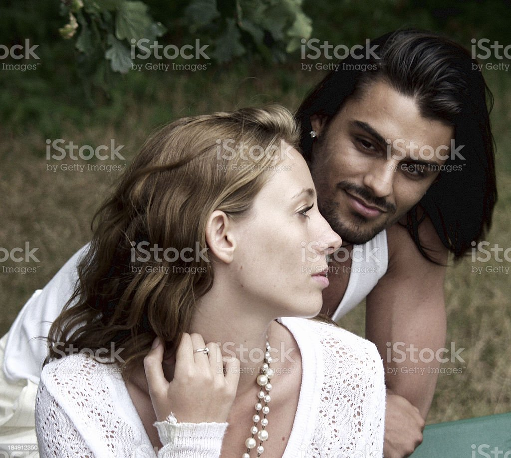 Maybe - this time.... royalty-free stock photo