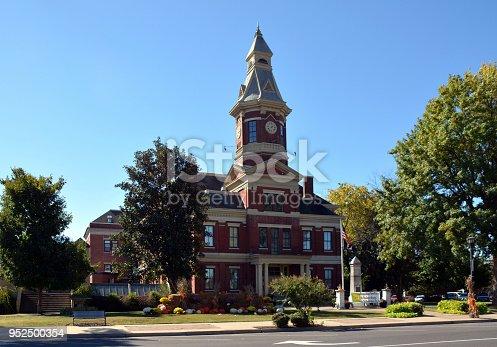 1888 Victorian / Romanesque Revival