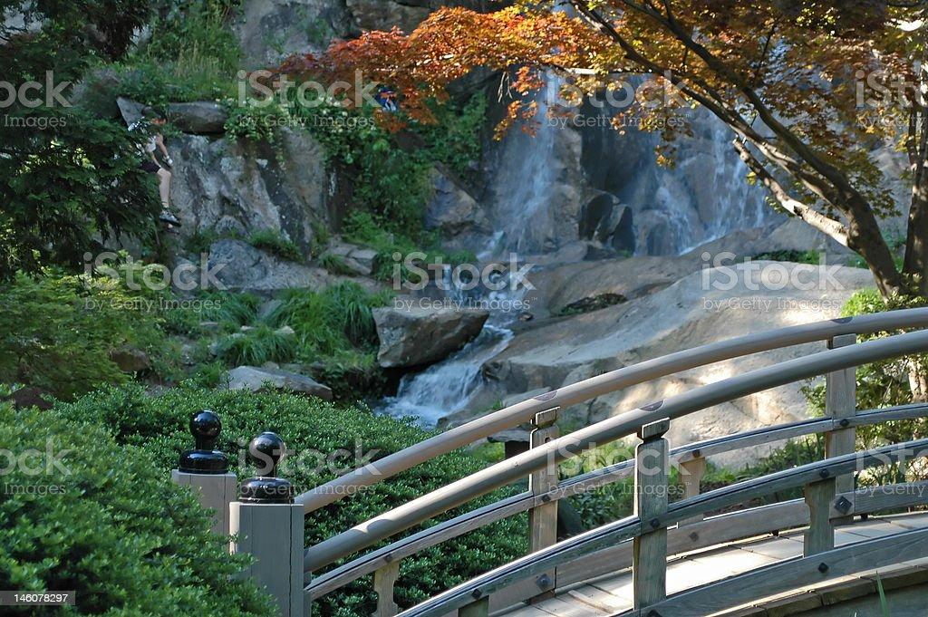 Maymont Park stock photo