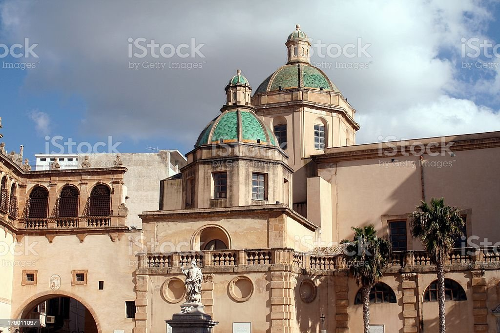 Mazara del Vallo stock photo