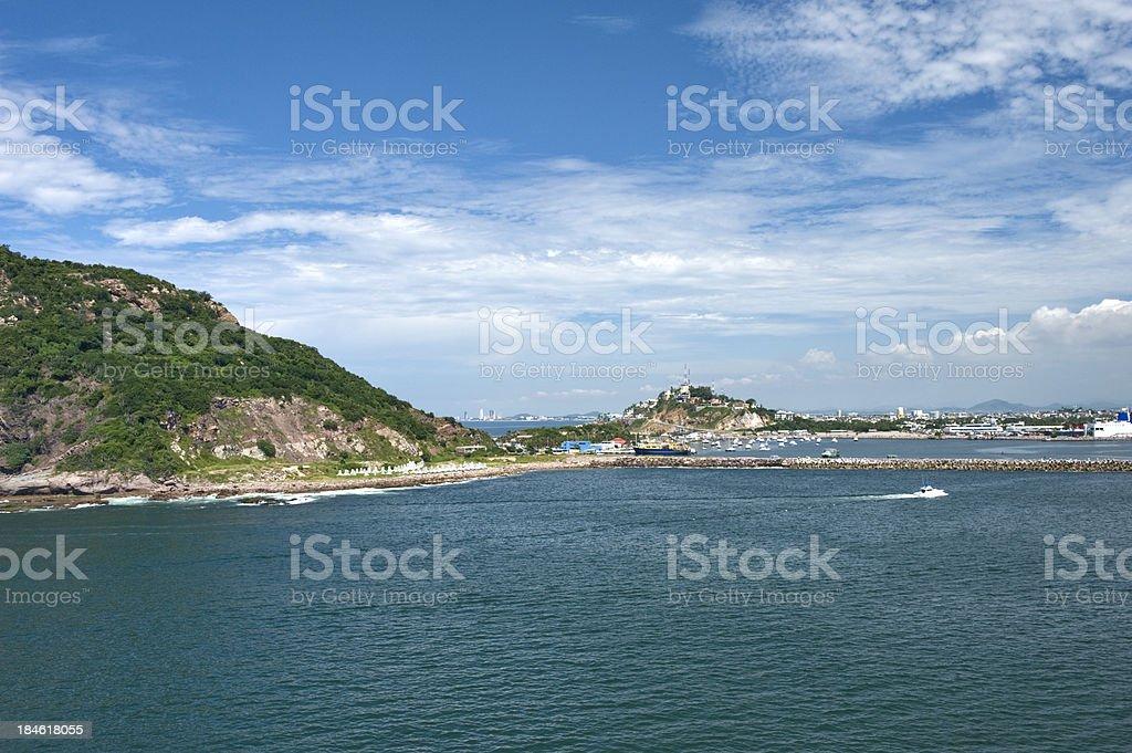 Mazatlan Views stock photo