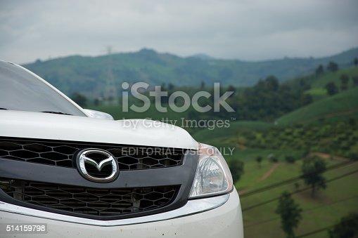 istock Mazda BT-50 514159798