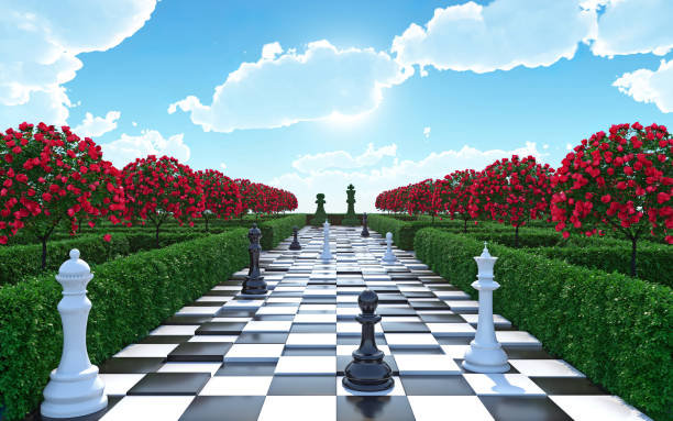 Maze garden 3d render illustration chess trees with red flowers and picture id1287599115?b=1&k=6&m=1287599115&s=612x612&w=0&h=4jzxolzqhtk3lq fydysrpm8xcu8xdky yoz u341ds=