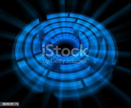 istock Maze 893928170