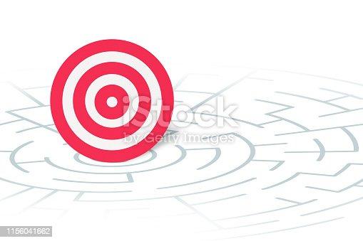 Maze Search Target