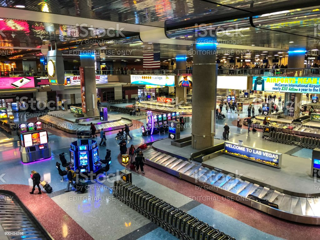 McCarran International Airport, Las Vegas, USA – Foto