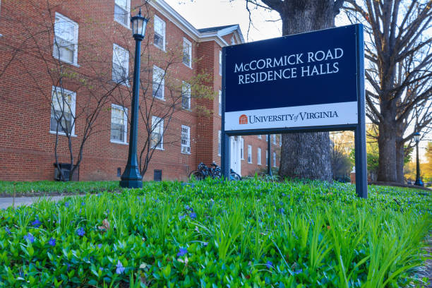 McCormick Road Residence Halls at the University of Virginia.