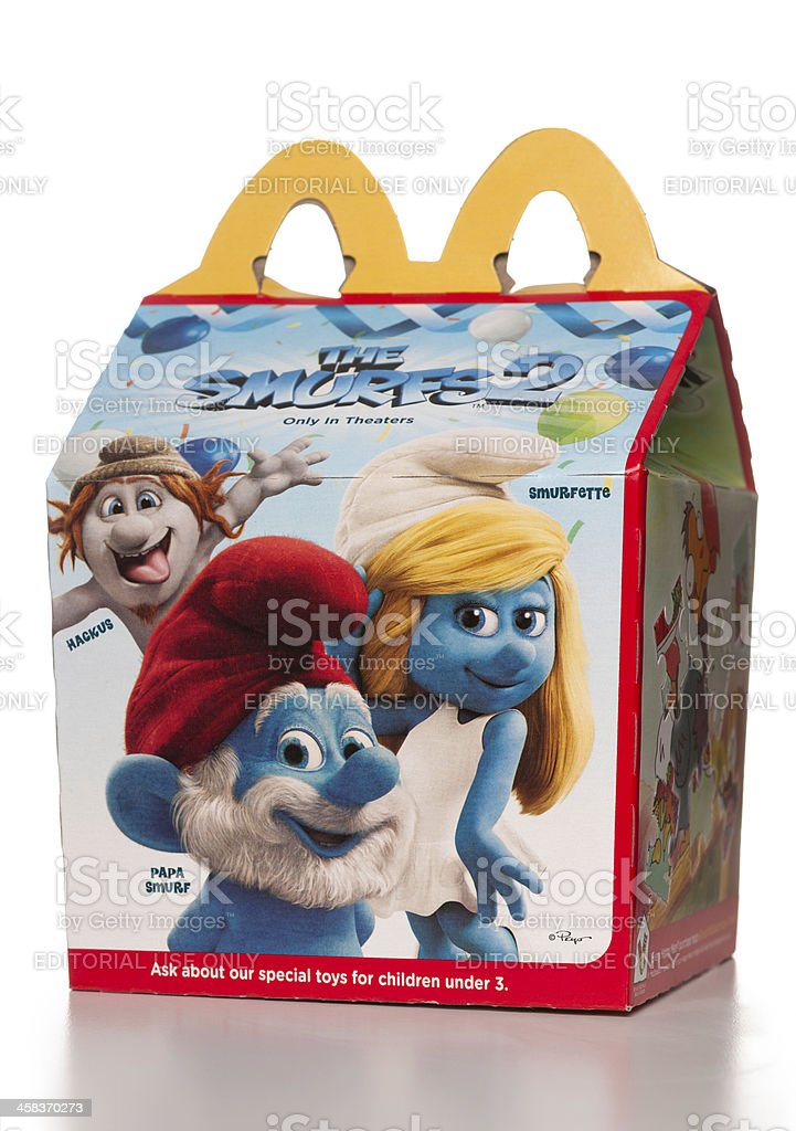 how to make a mcdonalds happy meal