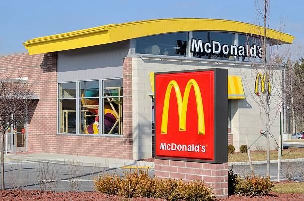 mcdonald's - mcdonalds стоковые фото и изображения