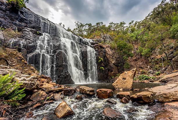 Mckenzie Herbst Grampians national park, Australien – Foto