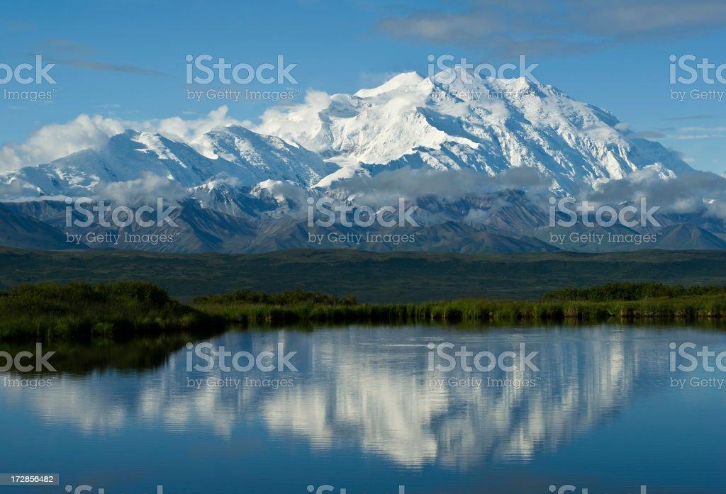 McKinley stock photo