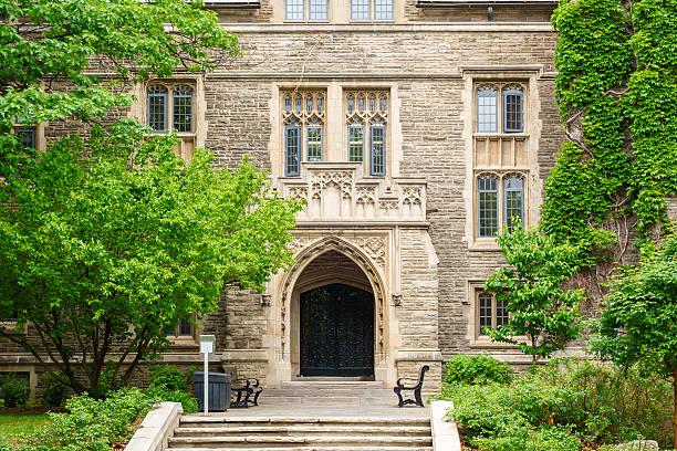 mcmaster universidade hamilton ontario canada - ivy building imagens e fotografias de stock
