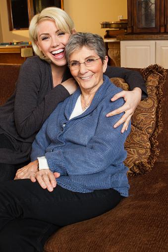 144362548 istock photo Me and Grandma 183546692