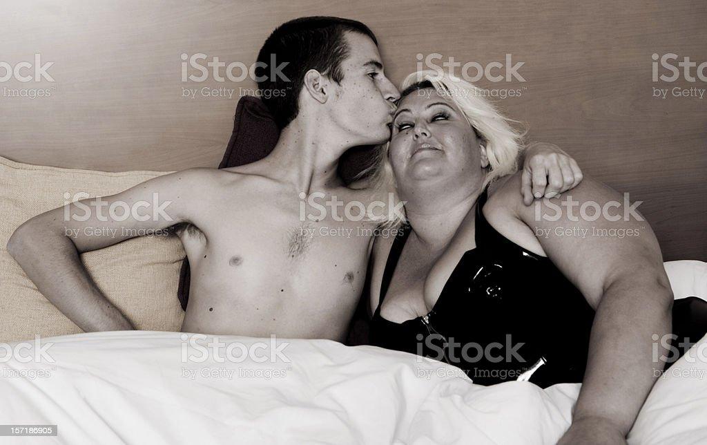 Me & My Girl royalty-free stock photo