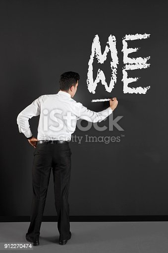 istock Me or We 912270474