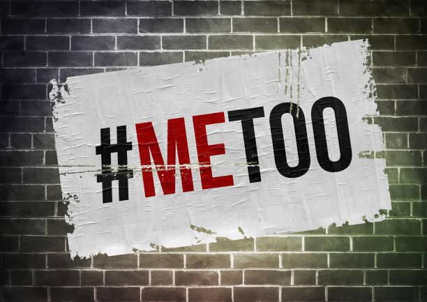 Me Too-Bewegung gegen sexuelle Belästigung und Übergriffe – Foto