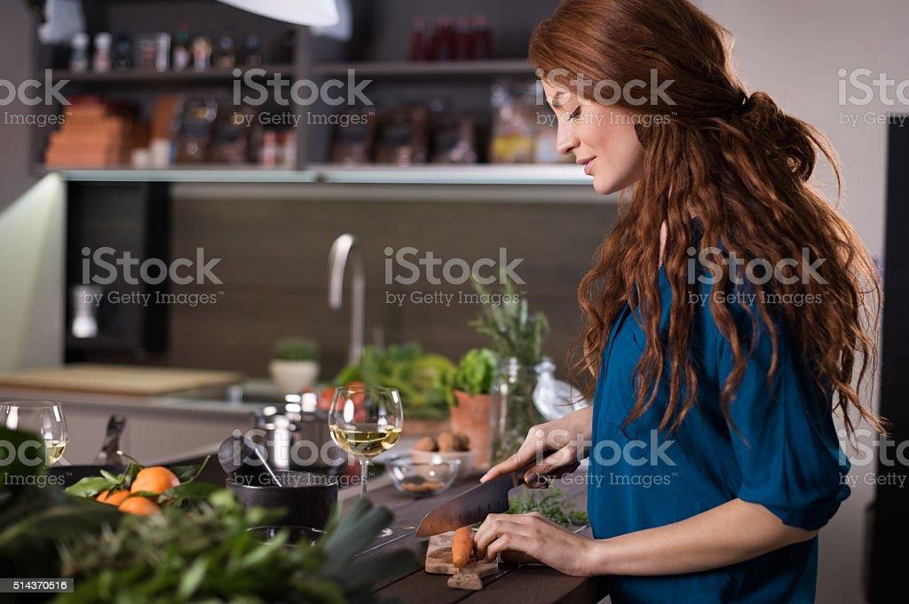 Préparation des repas - Photo