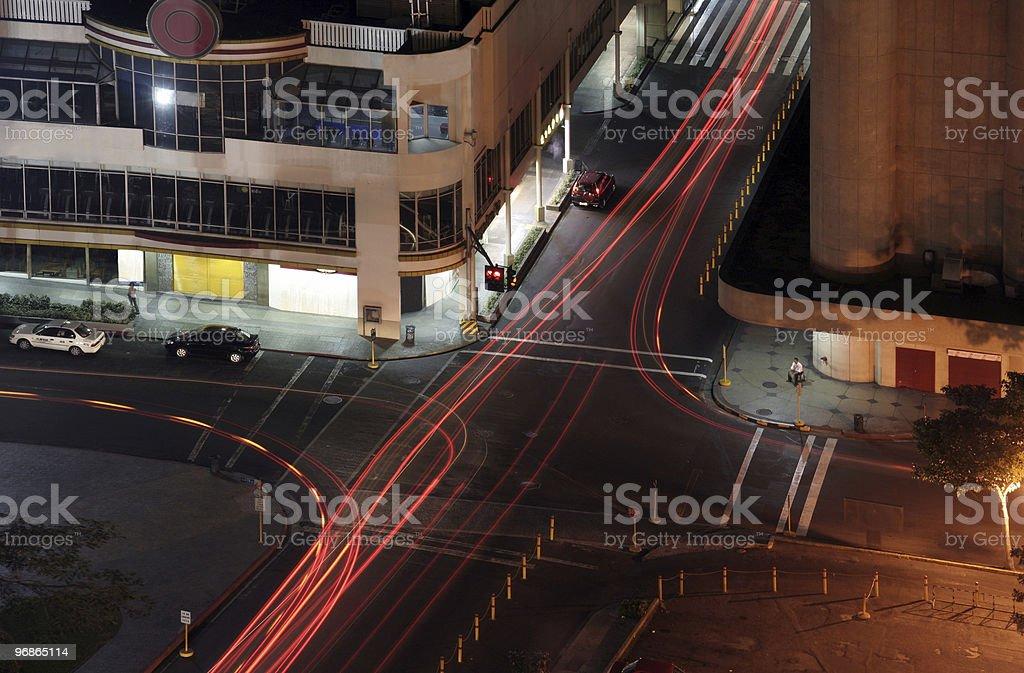 Meine Straßen von Manila Lizenzfreies stock-foto